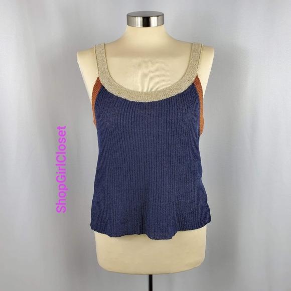 💥Just In💥 Sweet Rain Knit Tank...Size L Juniors